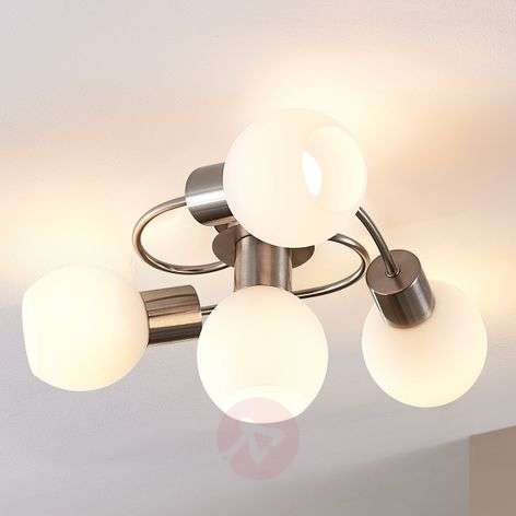 Beautifully-shaped LED ceiling lamp Ciala