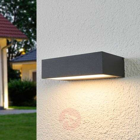 Bega LED outdoor wall lamp Elton-1566014-31
