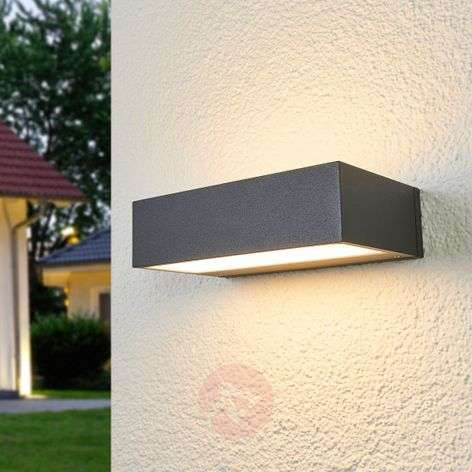 Bega LED outdoor wall lamp Elton