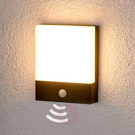 Bele - LED outdoor wall light with sensor