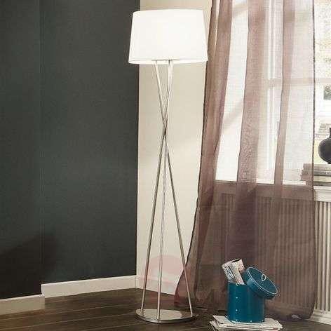 Belora Floor lamp with Fabric Shade
