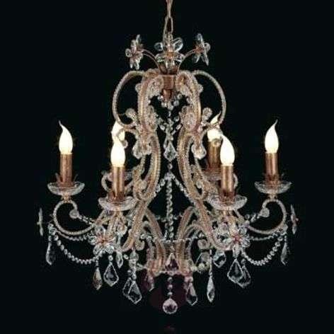 BENETTA chandelier, rich in details-1032222-31