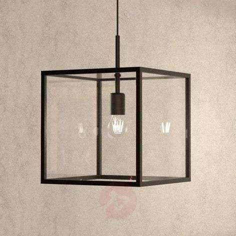 Beyza hanging light in a lantern shape, 1-bulb