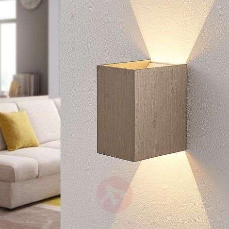 Bianka - LED wall lamp made from aluminium