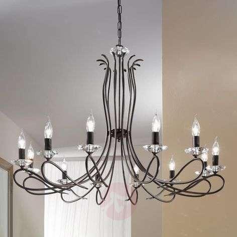 Big chandelier Novella, 110cm