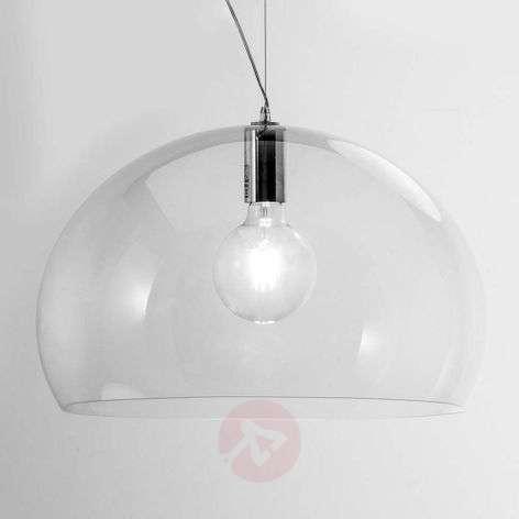 Big FL/Y - designer hanging light with LED