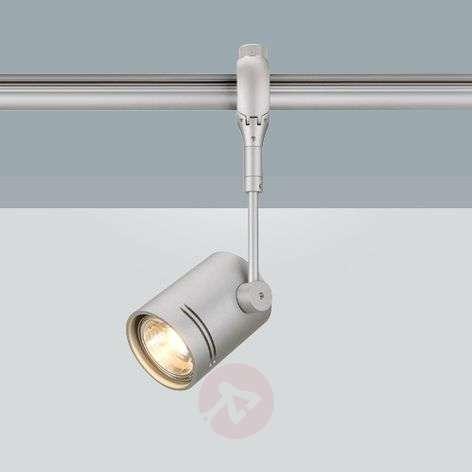 Bima Spotlight for HV Track Light Silvery Grey