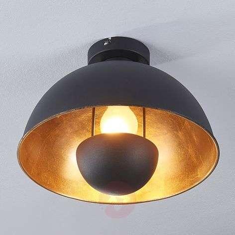 Black and gold ceiling light Lya-9620829-32
