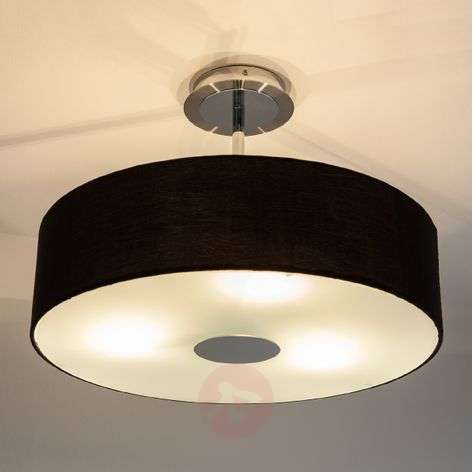 Black ceiling light Gabriella