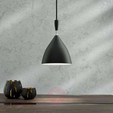 Black designer pendant light Dokka-7013090-31