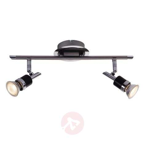 Black Elegant Ceiling Lamp
