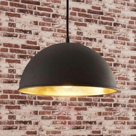 Black-gold pendant light Leya-9621366-32