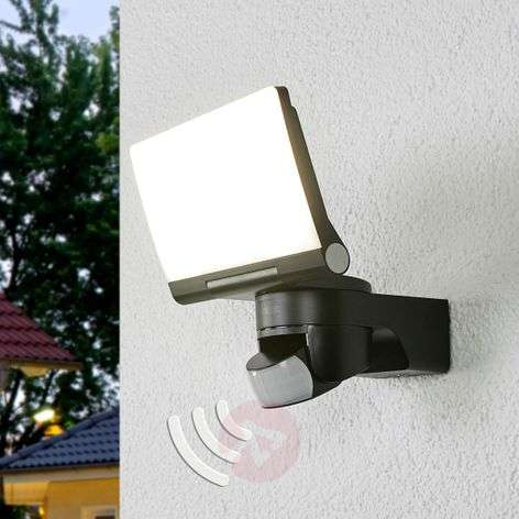 Black LED outdoor wall light XLED Home 2-8505693-31
