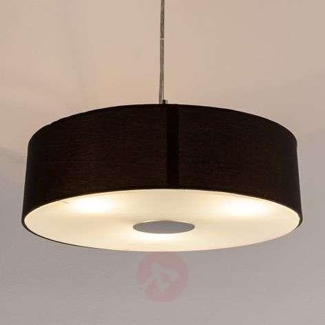 Black pendant light Gabriella