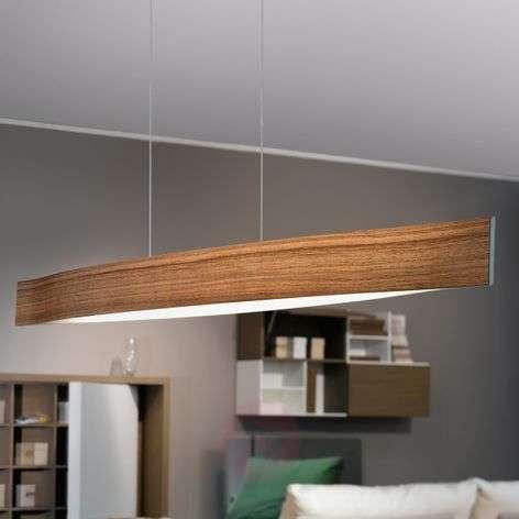 Black Walnut - LED pendant lamp Fornés