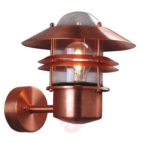 Blokhus outdoor wall lamp in copper-7005100-31