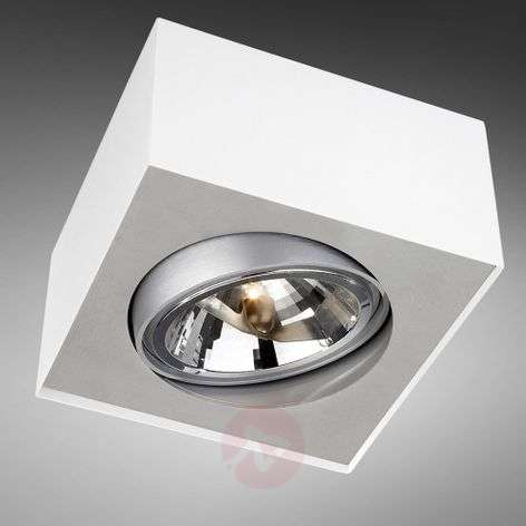 Bloq - ceiling spotlight with low voltage 1-bulb