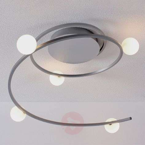 Bluetooth-controlled LED ceiling light Loop