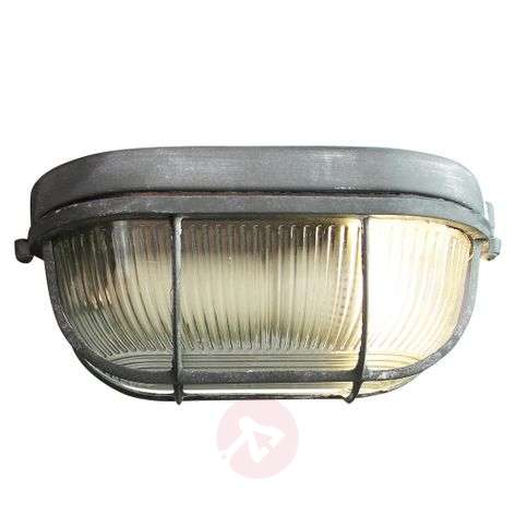Bobbi - a classic bulkhead light