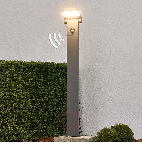 Bollard light Marius with motion detector, 80 cm-9619080-32