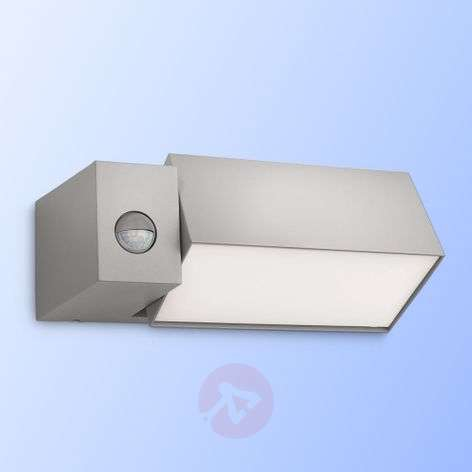 Border Wall Light with Motion Detector Grey-7531573-32