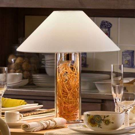 Boston - individual fillable table lamp