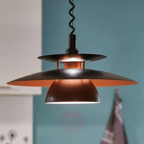Brenda - a height-adjustable hanging light
