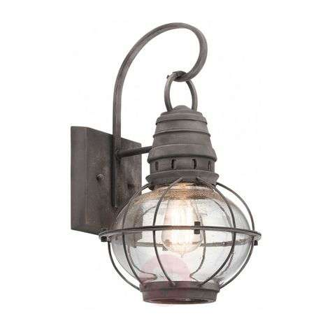 Bridge Point medium - outdoor wall lantern