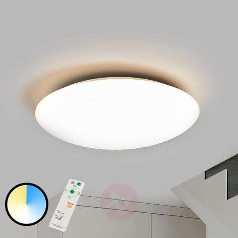 Led ceiling lights shop online lights bright dimmable led ceiling lamp teo remote mozeypictures Gallery