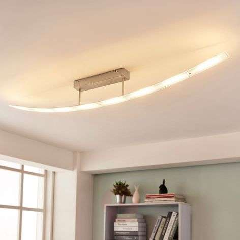 Bright LED ceiling lamp Jarda