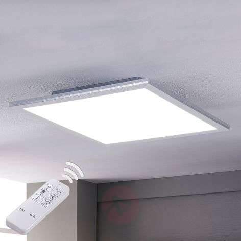 Bright LED ceiling lamp Liv, dimmable