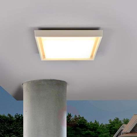 Bright LED outdoor ceiling lamp Salean