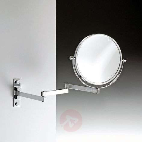 BRIGHT noble cosmetic wall mirror, 5x