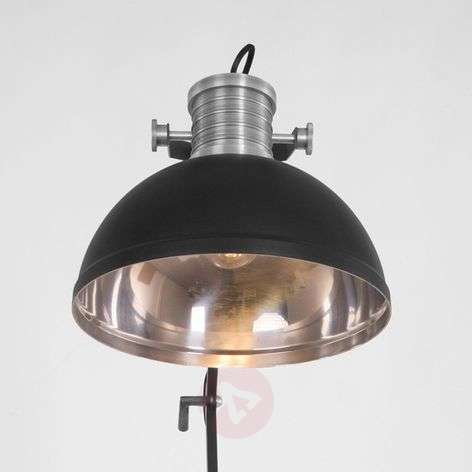 Brooklyn - floor lamp with industrial charm