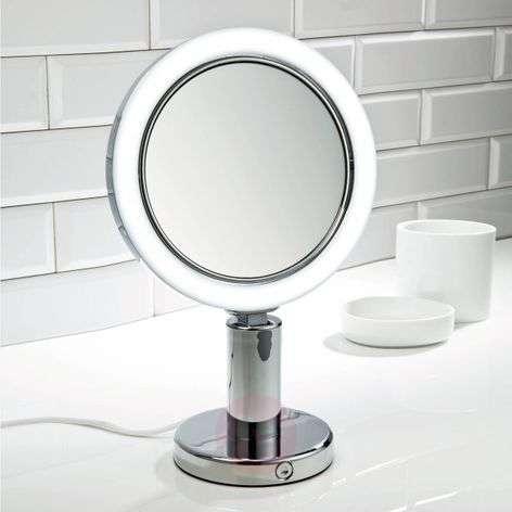 BS 12/V illuminated cosmetic mirror-2504346-31