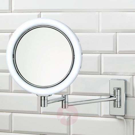 BS 13/V fine cosmetic mirror