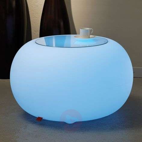 Bubble LED ACCU Outdoor Table