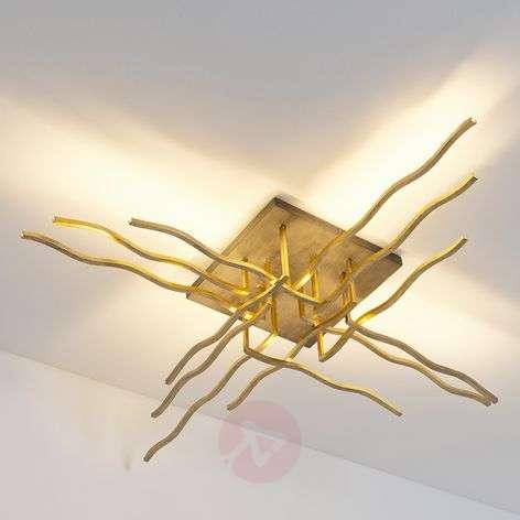 Buffet LED ceiling light, indirect lighting