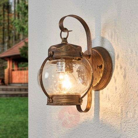 Bulbous Outdoor wall light Marguerite