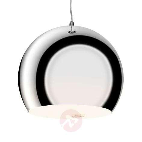 Bulle hanging light, chrome-1065018-31
