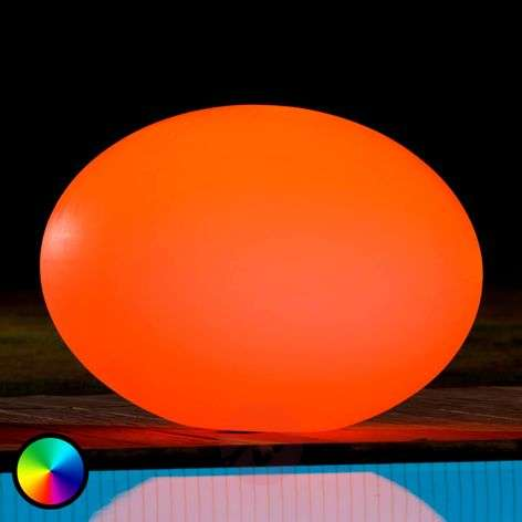 Buoyant LED decorative light Flatball L