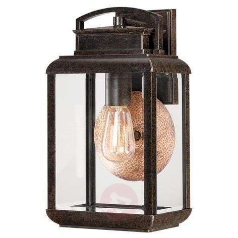 Byron - wall light for outdoors in vintage design