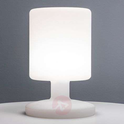 Cable-free LED table lamp Ben for indoors and out