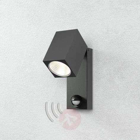Cala - LED outdoor spotlight with motion sensor