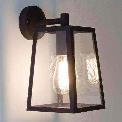 Calvi Outside Wall Light with Black Frame-1020481-34