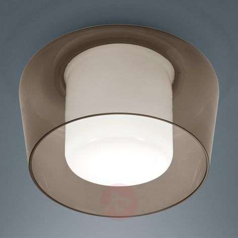 Canio - pretty ceiling light made of glass
