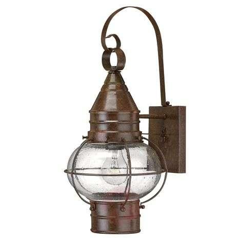 Cape Cod Wall Light Brass-3048128X-31
