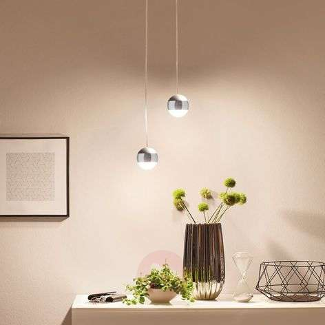 Capsule II - LED pendant light for URail track