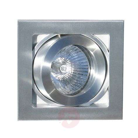 Cardanic low-voltage recessed ceiling light