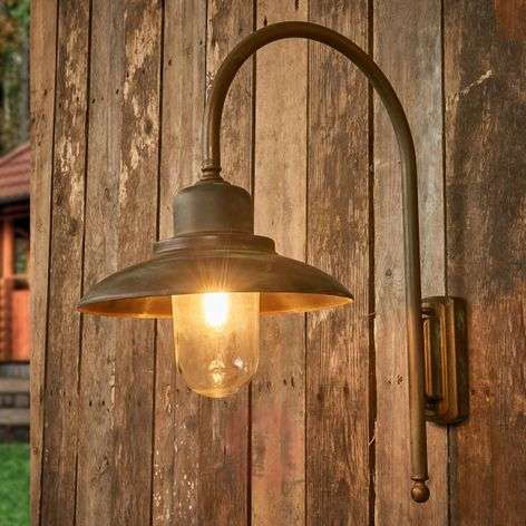 Casale - an outdoor wall light with charm